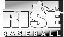 RISE Baseball Logo