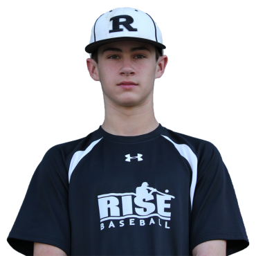 RISE Baseball - Player Profile - Riley Wilson