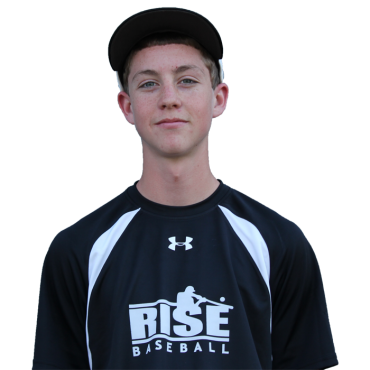 RISE Baseball - Player Profile - Tommy Barron