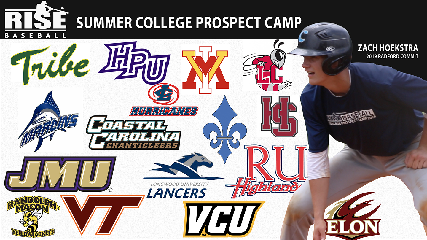 Camps | RISE Baseball Powered By Team Wilson